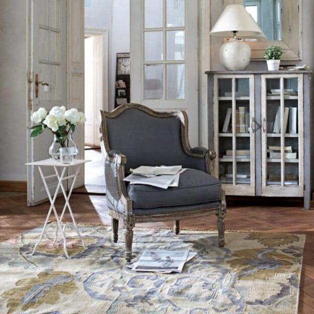 teppich sussex landhaus look. Black Bedroom Furniture Sets. Home Design Ideas