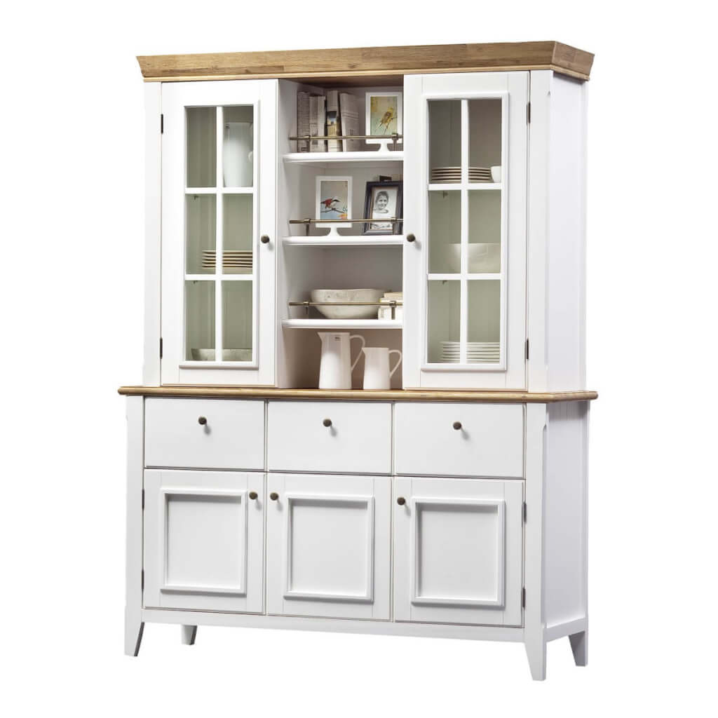 buffet malin landhaus look. Black Bedroom Furniture Sets. Home Design Ideas