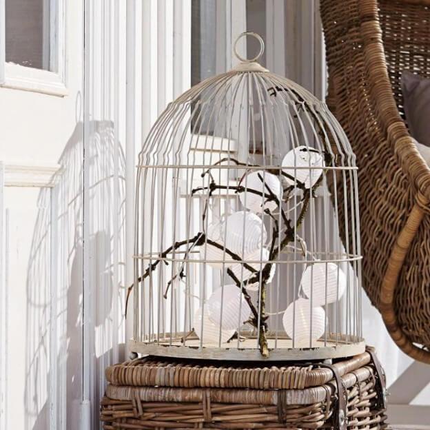 deko vogelk fig vouilly landhaus look. Black Bedroom Furniture Sets. Home Design Ideas