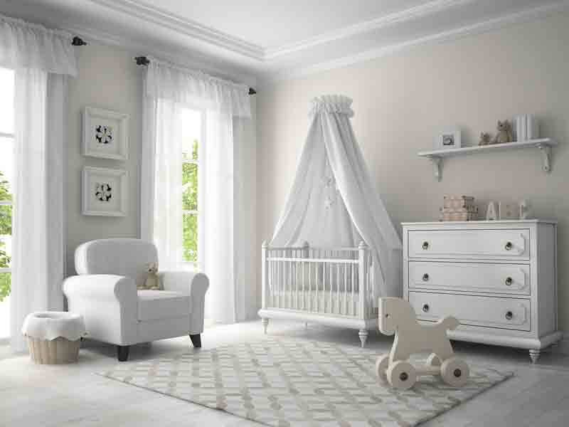 baby kinderzimmer landhausstil – quartru