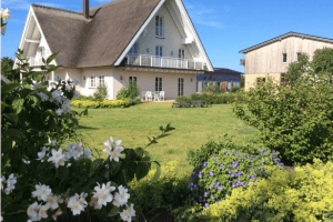 Landhaus Reestow mit Ferienwohnungen im Landhausstil