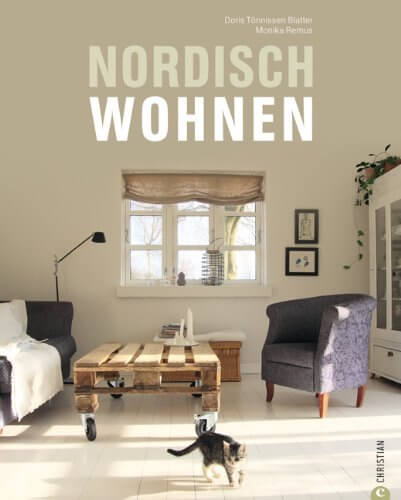 wohnen im skandinavischen landhausstil nordic style nordischen landhauslook. Black Bedroom Furniture Sets. Home Design Ideas