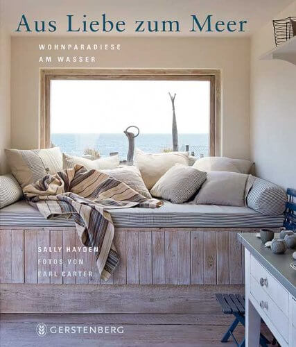 buchtipps f r wohnen im maritimen landhausstil long. Black Bedroom Furniture Sets. Home Design Ideas