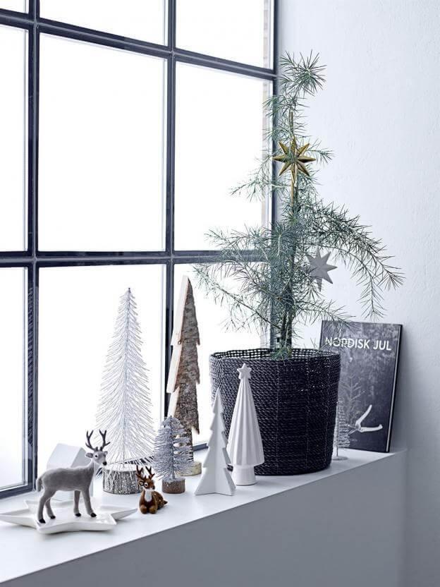 M bel wohnideen buchtipps f r skandinavischen - Weihnachtsdeko landhaus ...