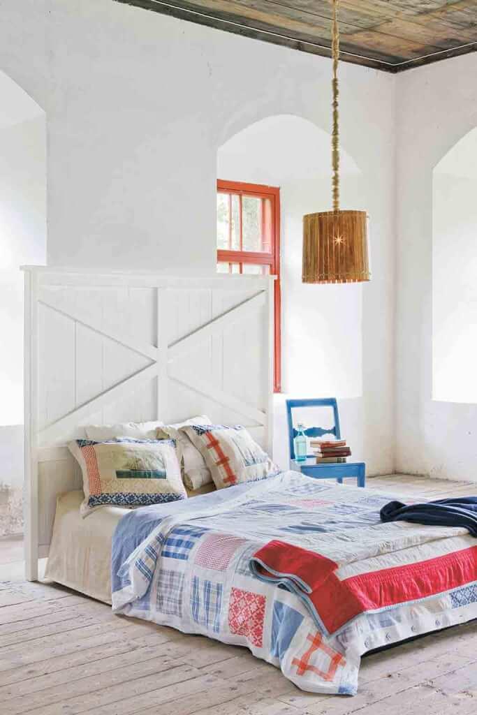 wohnzimmer maritim einrichten dekoration inspiration