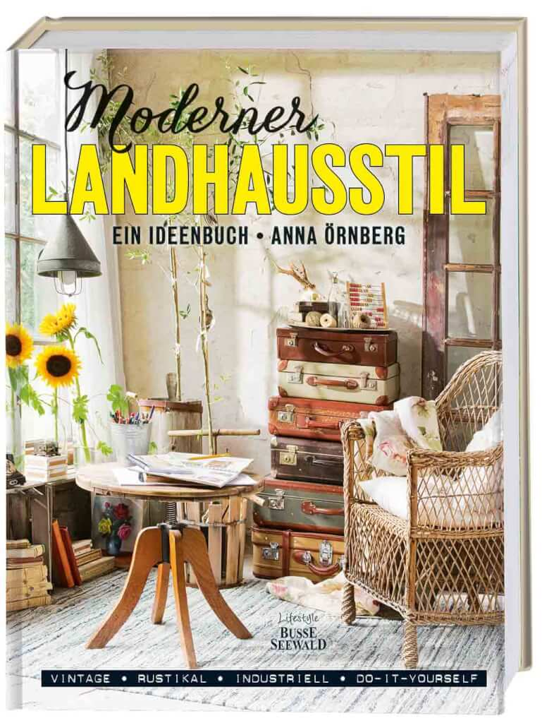 Moderner landhausstil ein ideenbuch landhaus look for Moderner landhausstil haus