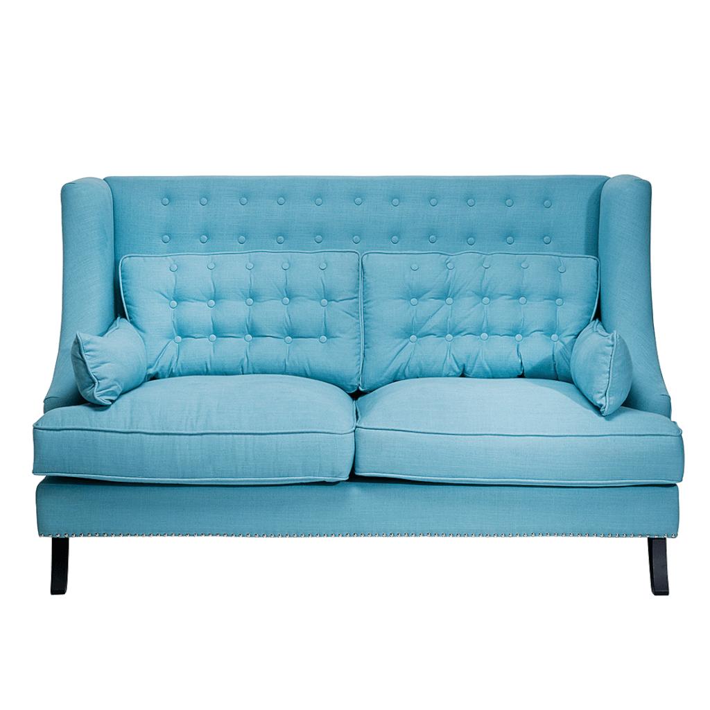 Sofa vegas for Sofa hellblau
