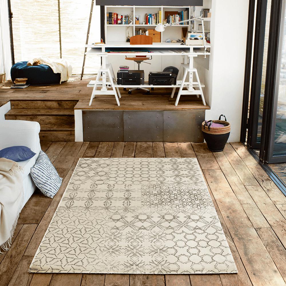 Teppich Hamptons Beige Esprit Home  Landhaus Look