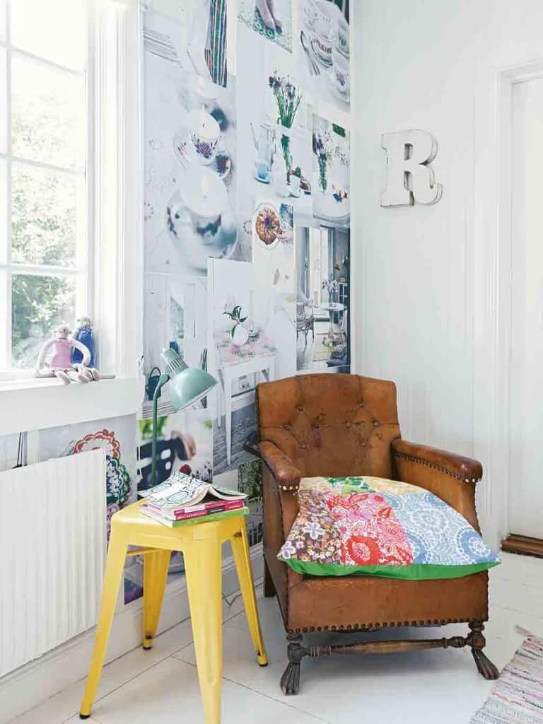 Vintage Home: Inspirieren, Gestalten, Wohnen - Landhaus Look