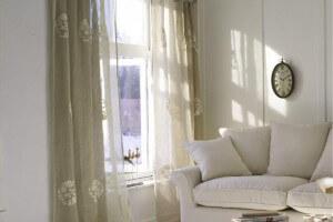 gardine faith. Black Bedroom Furniture Sets. Home Design Ideas