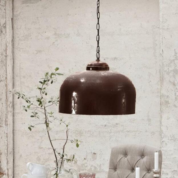h ngelampe aila landhaus look. Black Bedroom Furniture Sets. Home Design Ideas