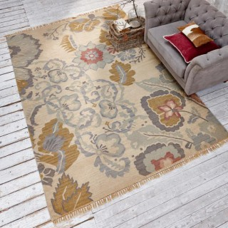 Teppiche im landhausstil online kaufen magazin mit tipps for Teppich landhausstil
