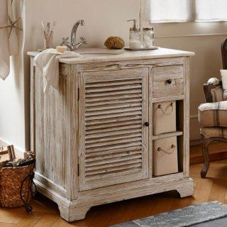 badm bel deko landhaus look. Black Bedroom Furniture Sets. Home Design Ideas
