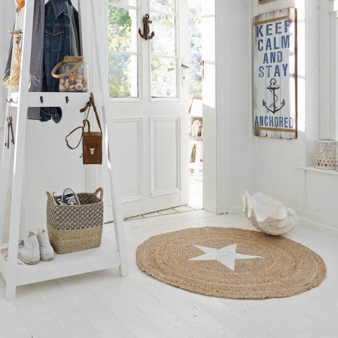 teppich raheem landhaus look. Black Bedroom Furniture Sets. Home Design Ideas