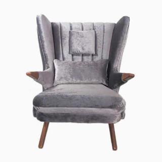 vintage ohrensessel von svend skipper landhaus look. Black Bedroom Furniture Sets. Home Design Ideas