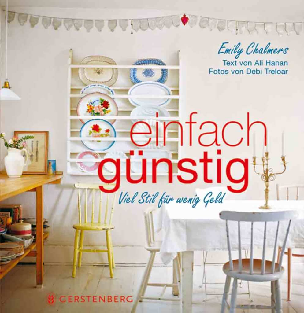 buchtipps f r wohnen im shabby chic landhausstil vintage style und mit flohmarkt m beln. Black Bedroom Furniture Sets. Home Design Ideas