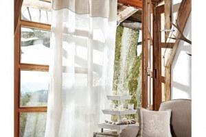 gardine gratot. Black Bedroom Furniture Sets. Home Design Ideas