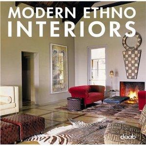 das Buch Modern Ethno Interiors
