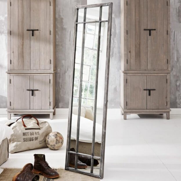 spiegel mystic landhaus look. Black Bedroom Furniture Sets. Home Design Ideas