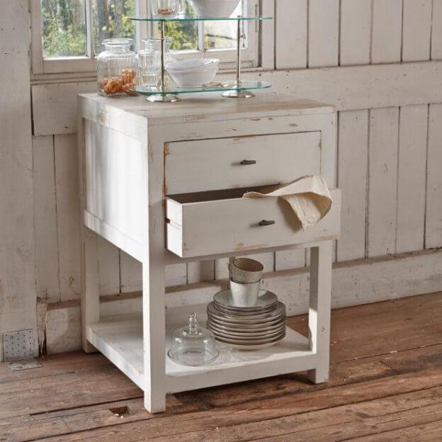 k chen konsole boxford landhaus look. Black Bedroom Furniture Sets. Home Design Ideas