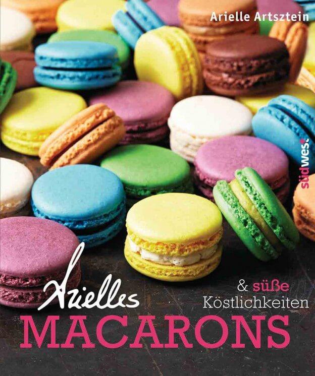 Buch Arielles Macarons & süße Köstlichkeiten
