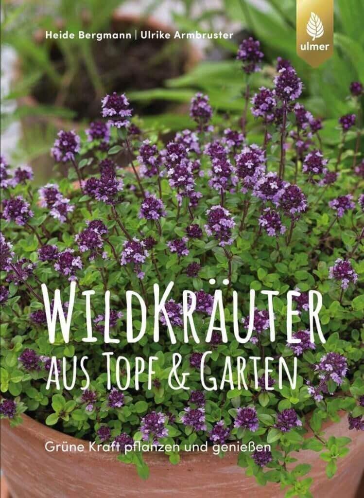 Buchcover Wildkräuter aus Topf und Garten