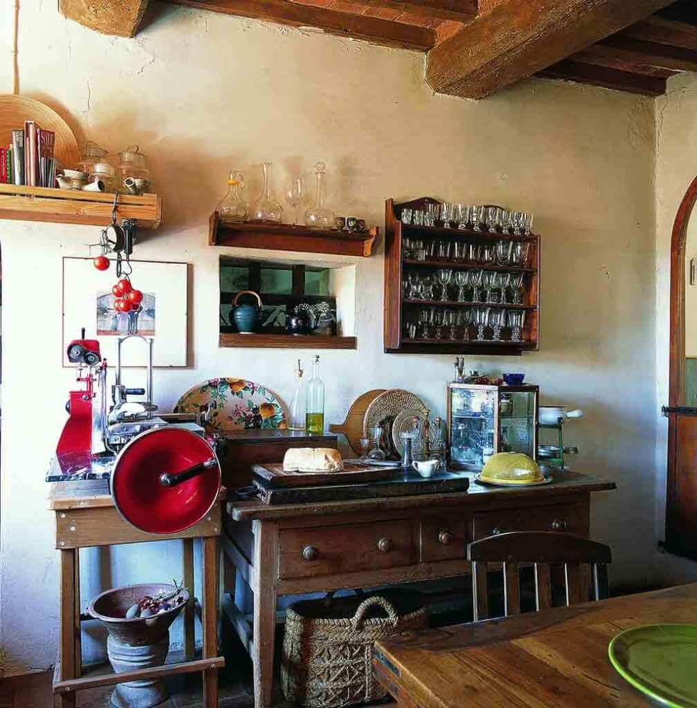 echt italienisch landh user in der toskana umbrien landhaus look. Black Bedroom Furniture Sets. Home Design Ideas