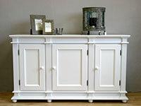 weiße möbel im landhausstil, küchen, wohnzimmer, kinderzimmer - Landhausmobel Modern Wohnzimmer