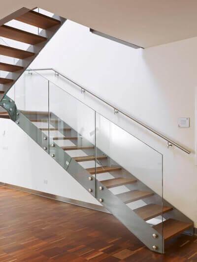 Treppen Im Landhausstil Welche Treppenart Passt