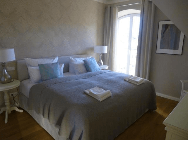 Landhaus-Reestow-schlafzimmer
