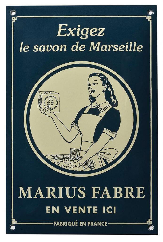Signet Marius Fabre: Hersteller der echten Savon de Marseille