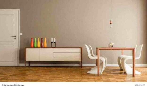 """Skandinavischer Möbelklassiker: Der """"Panton Chair"""" von Verner Panton"""