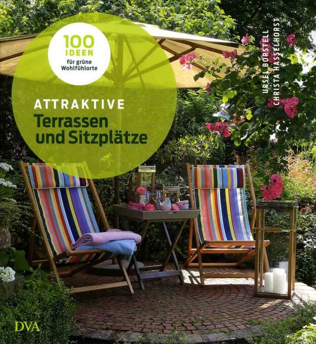 Buch Buch Attraktive Terrassen und Sitzplätze -100 Ideen für grüne Wohlfühlorte
