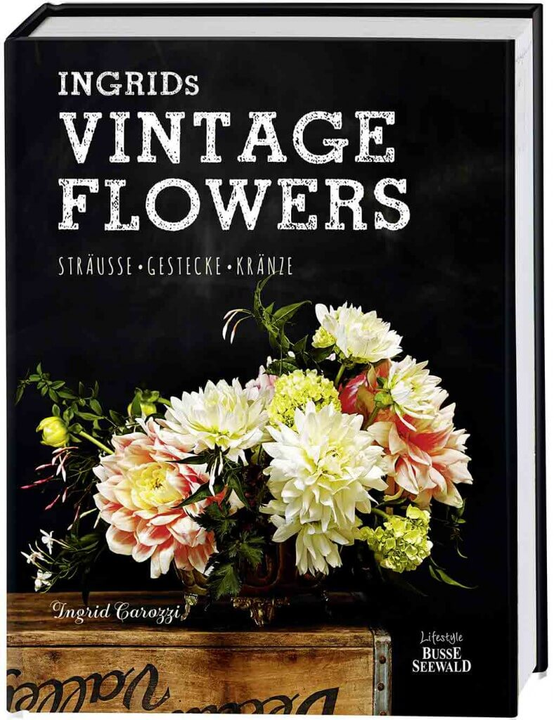 Cover Ingrids Vintage Flowers