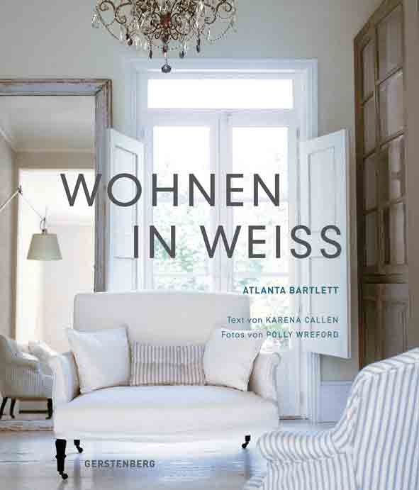buchtipps f r wohnen im wei en franz sischen und skandinavischen landhausstil belle blanc. Black Bedroom Furniture Sets. Home Design Ideas