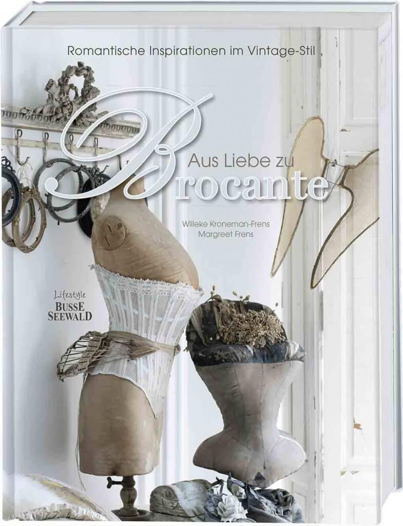 Cover Aus Liebe zu Brocante