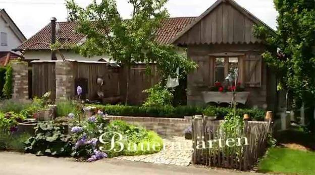 Gut gemocht Einen modernen Bauerngarten im Landhausstil anlegen VT39