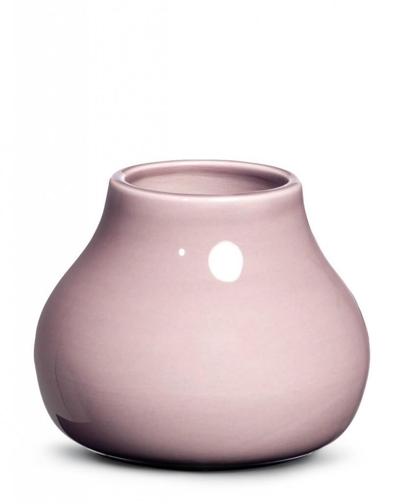 Rosige Aussichten! Botanica Vase von Kähler Design