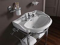 Das Bild zeigt einen Waschtisch von Classic Bathrooms