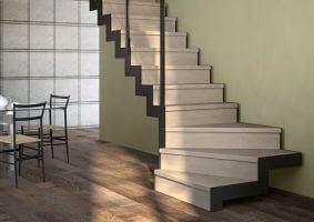 Treppe von Fontanot individuelll gestaltet