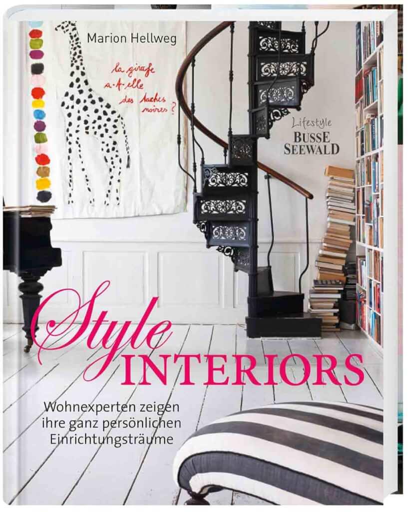 Style Interiors zeigt Einrichtungen im Vintage Stil, Landhausstil und Retro Stil Stil
