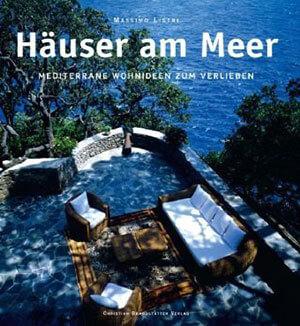 Das Buch Häuser am Meer, mediterrane Wohnideen zum Verlieben