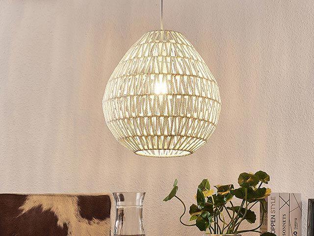 Lampe Landhausstil Pendelleuchte Danya