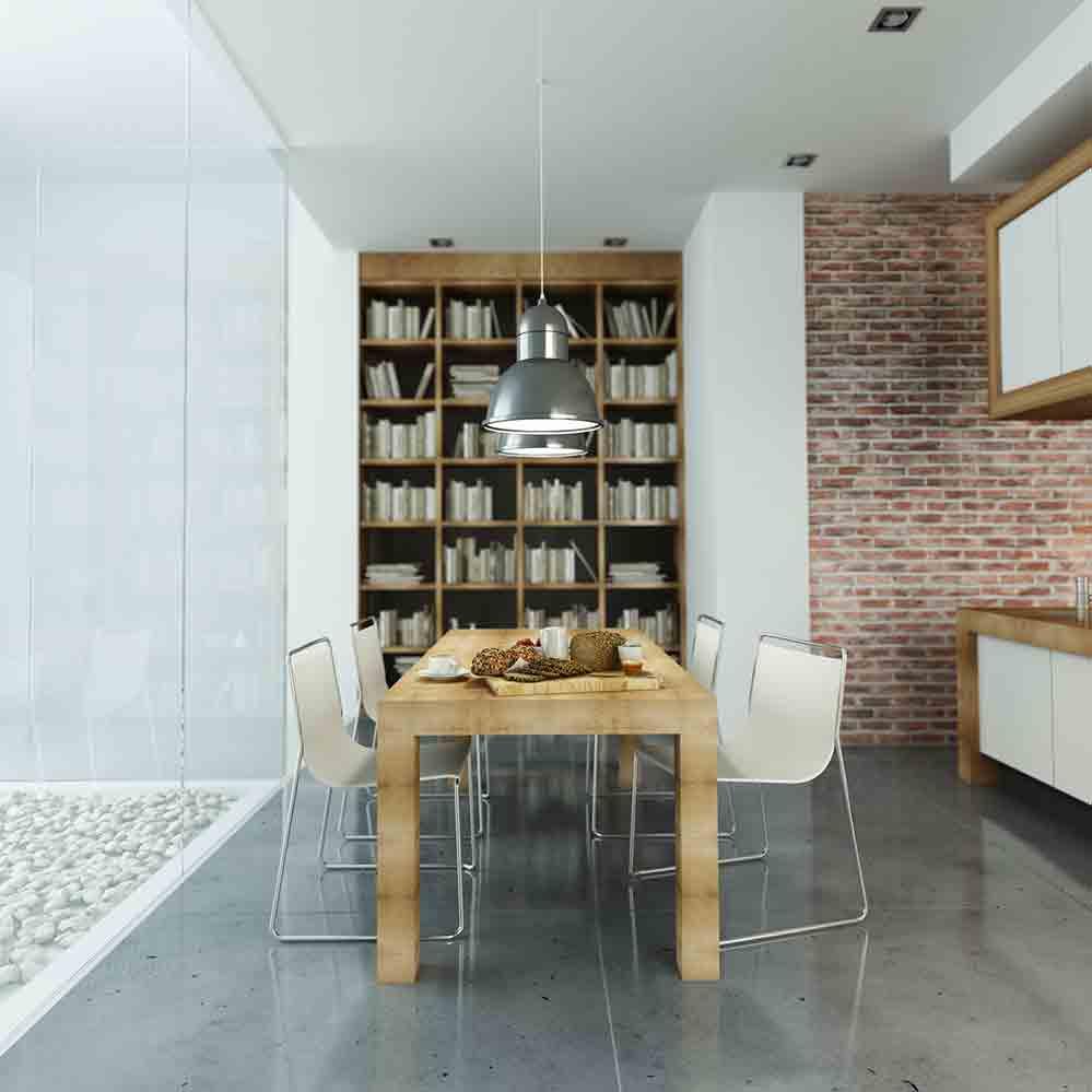 Geschlossene Bücherregale landhaus regal loft jpg