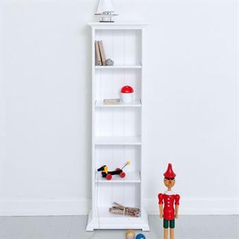 oliver furniture wandregal schmal landhaus look. Black Bedroom Furniture Sets. Home Design Ideas