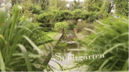 Stadgarten im Landhausstil anlegen