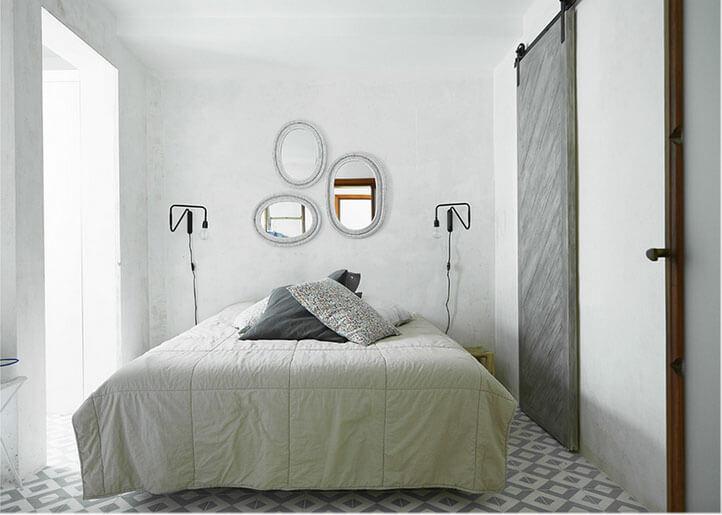 Schöner Schlafen: Schlafzimmer von tine k home in Palma